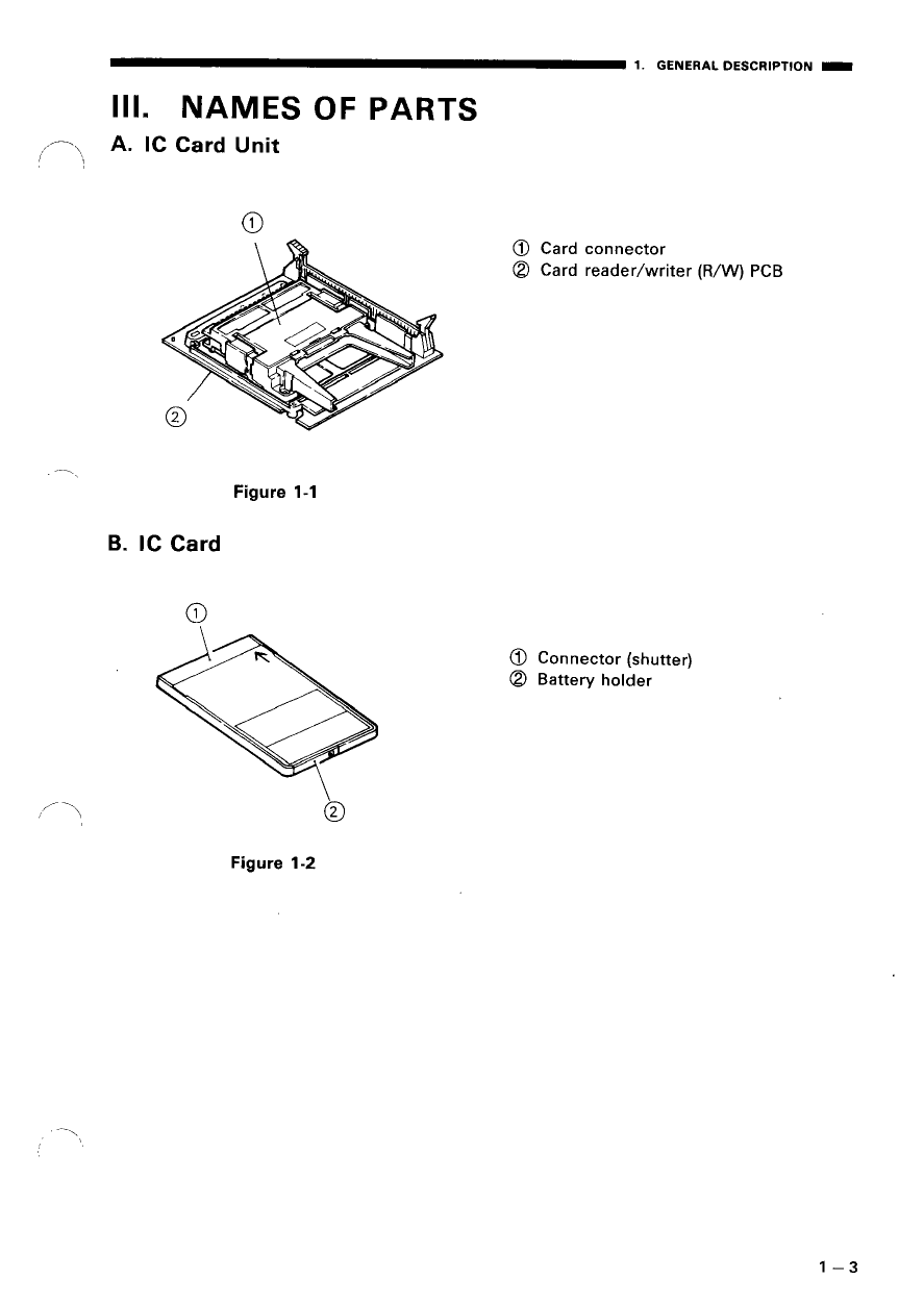 Canon Options IC-II Card-Unit-II Parts and Service Manual-2